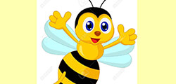 GCRB Bees for kids